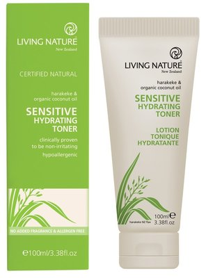 Living Nature - Sensitive Hydratating Toner