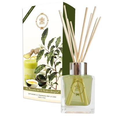 Green Energy Organics - Diffuser Green Tea