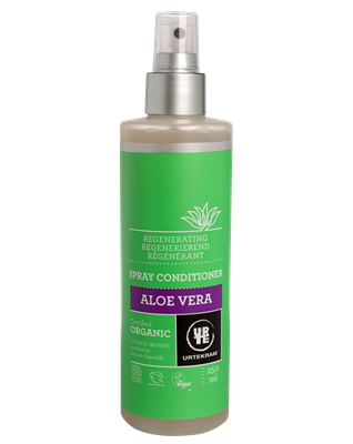 Urtekram - Spray Conditioner: Aloë Vera