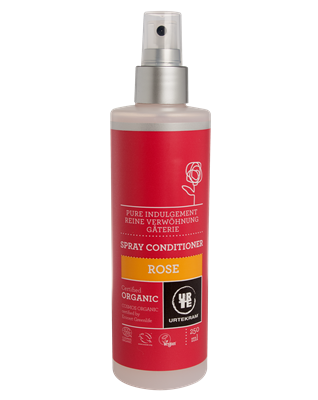 Urtekram - Spray Conditioner: Rozen