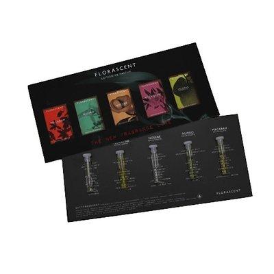 Florascent - Edition De Parfum Probeerset