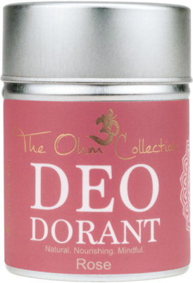 The Ohm Collection - DEOdorant Poeder Rose