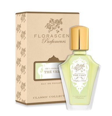 Florascent Aqua Aromatica - Thé Vert - Eau de Toilette 15 ml