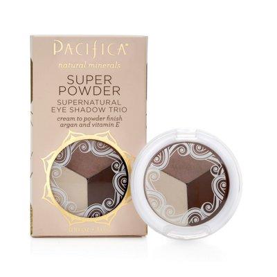 Pacifica - Super Powder Eye Shadow Trio: Stone Cold Fox