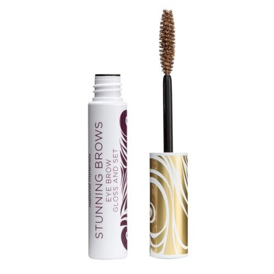 Pacifica - Stunning Brows, Eyebrow Gloss & Set: Golden Brown