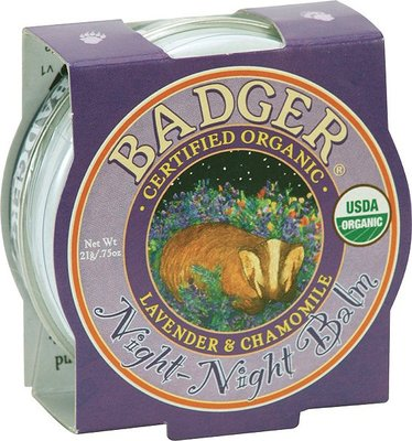 Badger - Night Night Balm