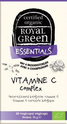Royal Green - Vitamine C Complex