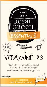 Royal Green - Vitamine D3