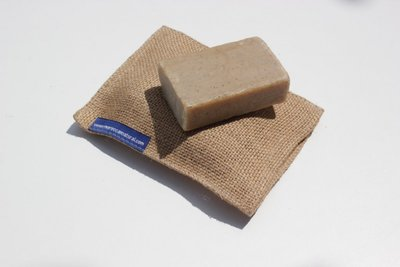 Moroccan Natural - Organic Rhassoul Body Bar
