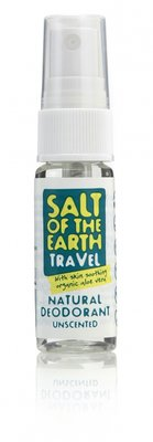 Salt Of The Earth - Natural Deodorant Spray 20 ml