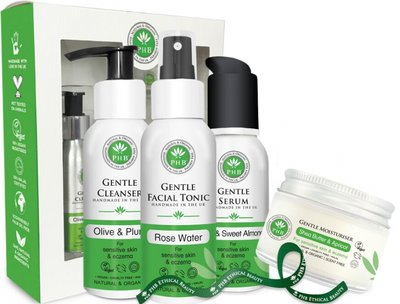 PHB Ethical Beauty - Gentle Skin Care Gift Set