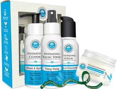 PHB Ethical Beauty - Hydrating Skin Care Gift Set