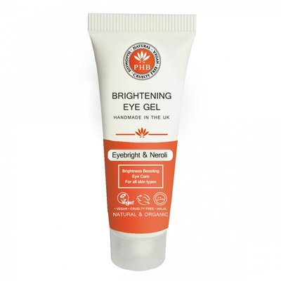 PHB Ethical Beauty - Brightening Eye Gel: Eyebright & Neroli