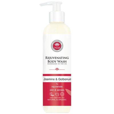 PHB Ethical Beauty - Rejuvenating Body Wash: Jasmine & Galbanum