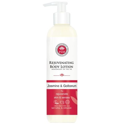 PHB Ethical Beauty - Rejuvenating Body Lotion: Jasmine & Galbanum