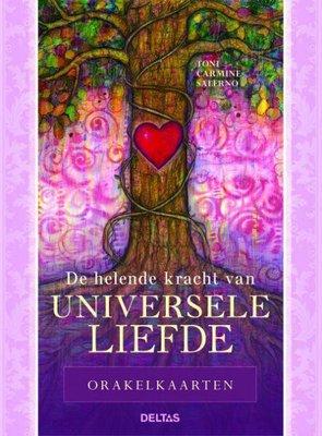 Deltas - Orakelkaarten: De Helende Kracht Van Universele Liefde - Toni Carmine Salerno