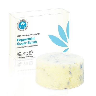 PHB Ethical Beauty - Peppermint Sugar Scrub