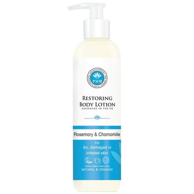 PHB Ethical Beauty - Restoring Body Lotion: Rosemary & Lavender