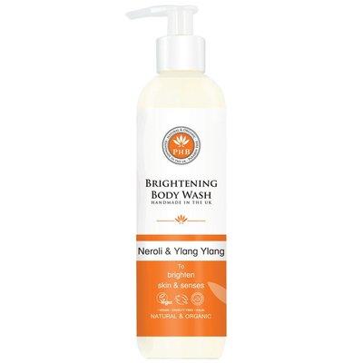 PHB Ethical Beauty - Brightening Body Wash: Neroli & Ylang Ylang