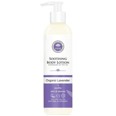 PHB Ethical Beauty - Soothing Body Lotion: Organic Lavender
