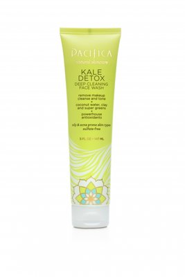 Pacifica - Face Wash: Kale Detox Deep Cleansing