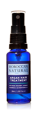 Moroccan Natural - Organic Argan Hair Treatment 10 ml