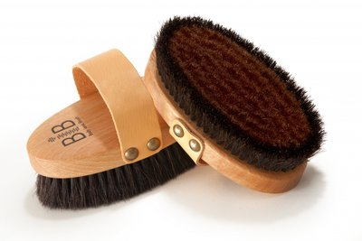 Nature's Invitation - Vitaliteitsborstel / Body Ionic Brush Dry Brushing