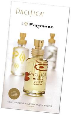 Parfum - Mini Geur Probeersetje Zelf Samenstellen: Pacifica