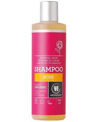 Urtekram - Rozen Shampoo Normaal Haar 250 ml