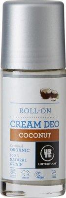 Urtekram - Deodorant Cream Roll On: Coconut