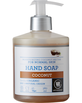 Urtekram - Vloeibare Handzeep: Coconut