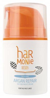 Harmonie - Argan Repair Dag- en Nachtcrème 50 ml