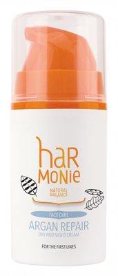 Harmonie - Argan Repair Dag- en Nachtcrème 15 ml (tht: 30-06-2020)
