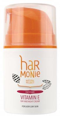 Harmonie - Vitamine E Dag- en Nachtcrème 50 ml