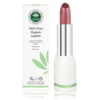 PHB Ethical Beauty - Natural Lipstick: Plum