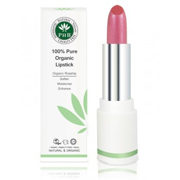 PHB Ethical Beauty - Natural Lipstick: Raspberry