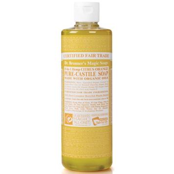 Dr. Bronner's - Magic Pure Castile Soap: Citrus 475 ml