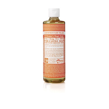 Dr. Bronner's - Magic Pure Castile Soap: Tea Tree 475 ml