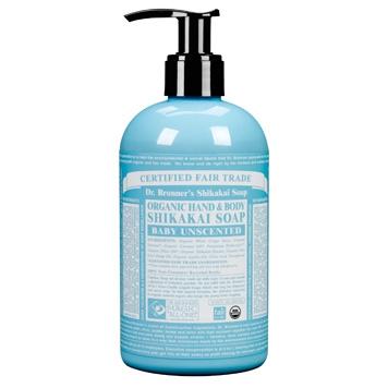Dr. Bronner's - Shikakai Hand & Body Soap: Neutral Mild 355 ml