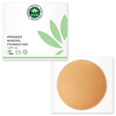PHB Ethical Beauty - Mineral Pressed Foundation: Tan