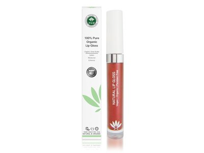 PHB Ethical Beauty - Natural Lipgloss: Cranberry