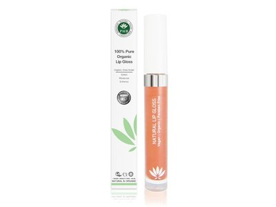 PHB Ethical Beauty - Natural Lipgloss: Peach