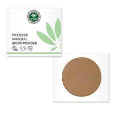 PHB Ethical Beauty - Pressed Mineral Brow Powder: Warm Blonde