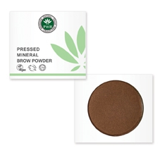 PHB Ethical Beauty - Pressed Mineral Brow Powder: Brunette