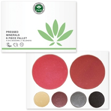 PHB Ethical Beauty - Pressed Mineral 6 Piece Pallet: Night