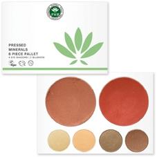PHB Ethical Beauty - Pressed Mineral 6 Piece Pallet: Nudes