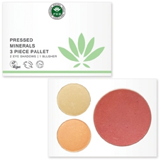 PHB Ethical Beauty - Pressed Mineral 3 Piece Pallet: Nudes