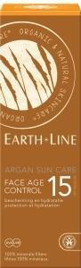 Earth-Line - Argan Biosun Face Age Control SPF 15 (tht: 02-2020)