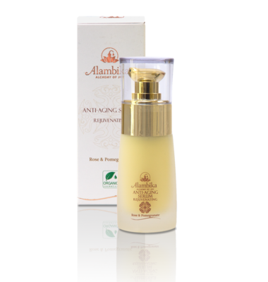Alambika - Anti-Aging Rejuvenating Skin Serum