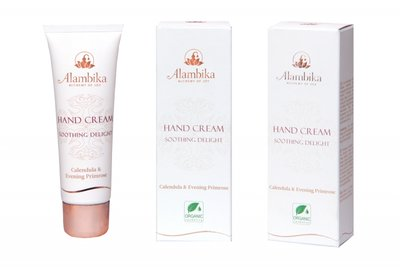 Alambika - Soothing Delight Hand Cream